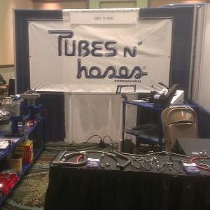Tubes n' Hoses MACS booth 2015